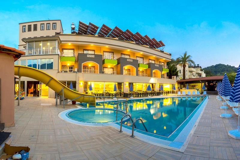 الإقامة الفندقية في تركيا